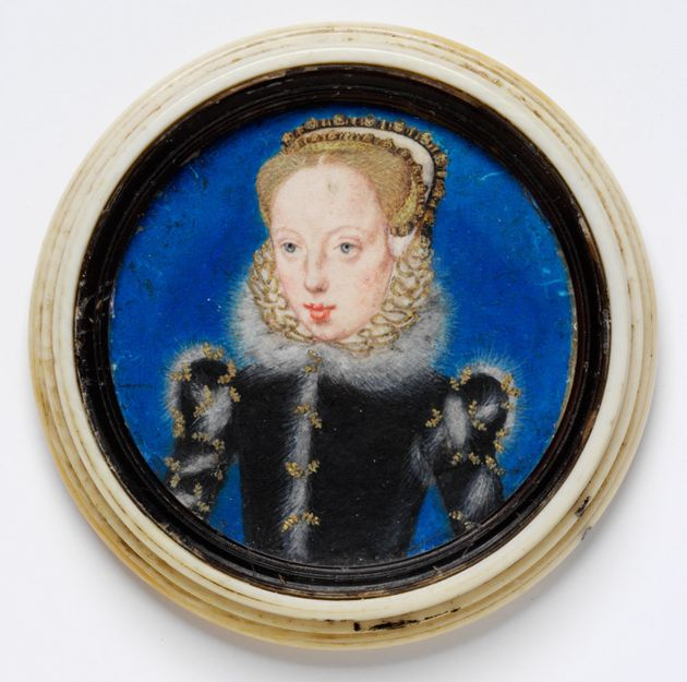 Lady Catherine Grey was imprisoned at Chequers in