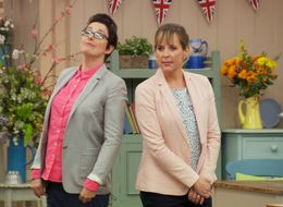 Here's Why Sue Perkins Is Missing From This Week's 'Bake Off'