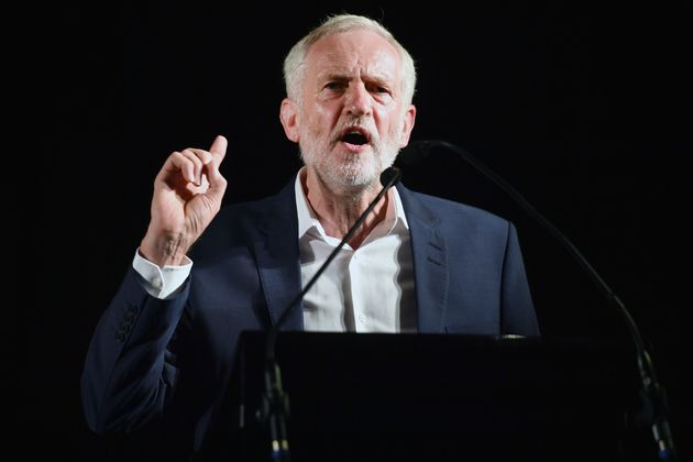 Jeremy Corbyn took a large lead in the first poll of the Labour leadership
