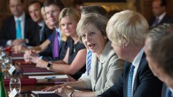 Theresa May Rules Out Second EU Referendum As Cabinet Meets To Discuss