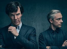 This New Photo Is Getting Us Seriously Excited For 'Sherlock' Series 4