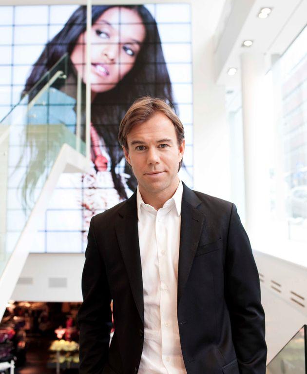 Karl-Johan Persson, H&M