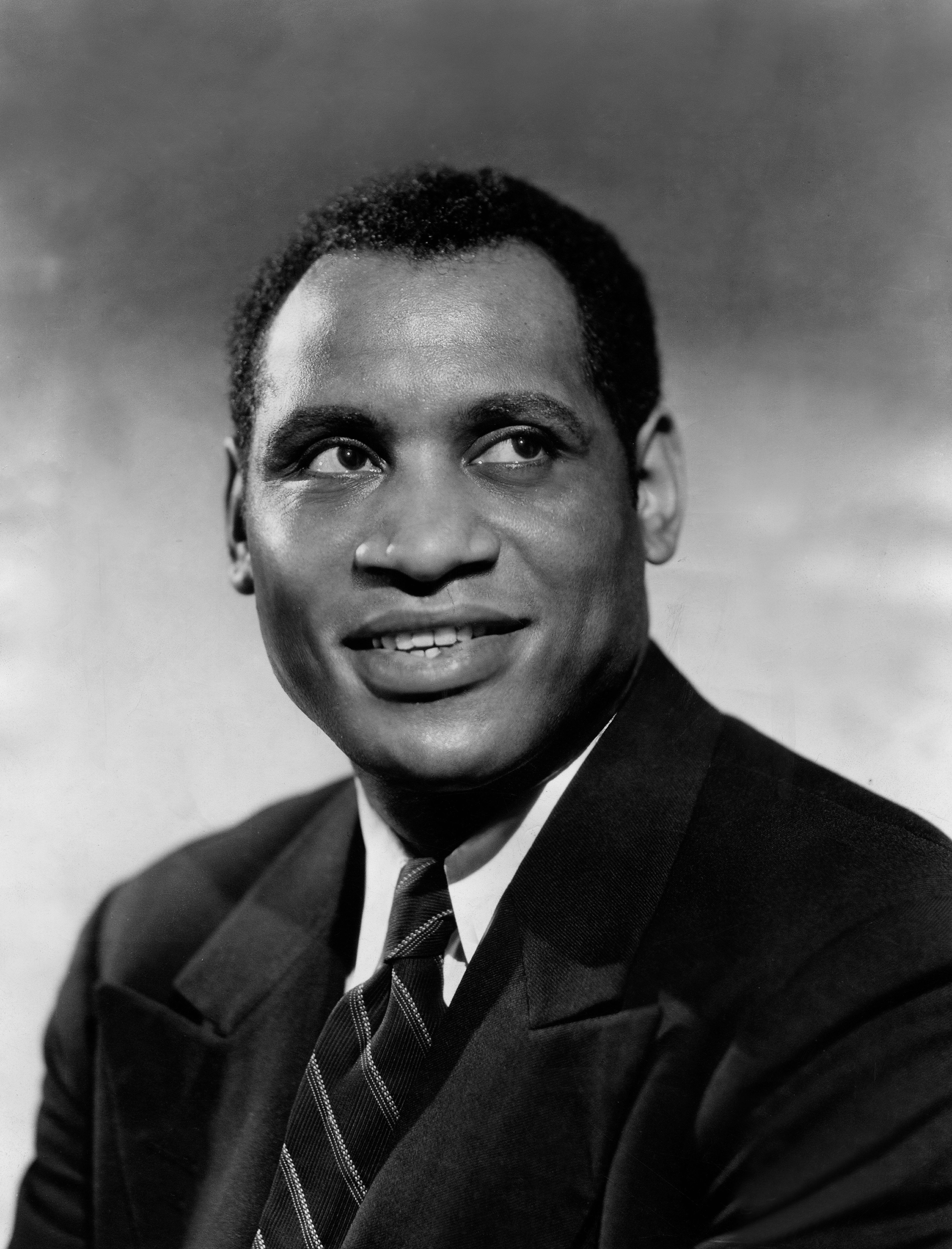 (GERMANY OUT) Paul Robeson, Actor, Singer, USA (Photo by ullstein bild/ullstein bild via Getty Images)