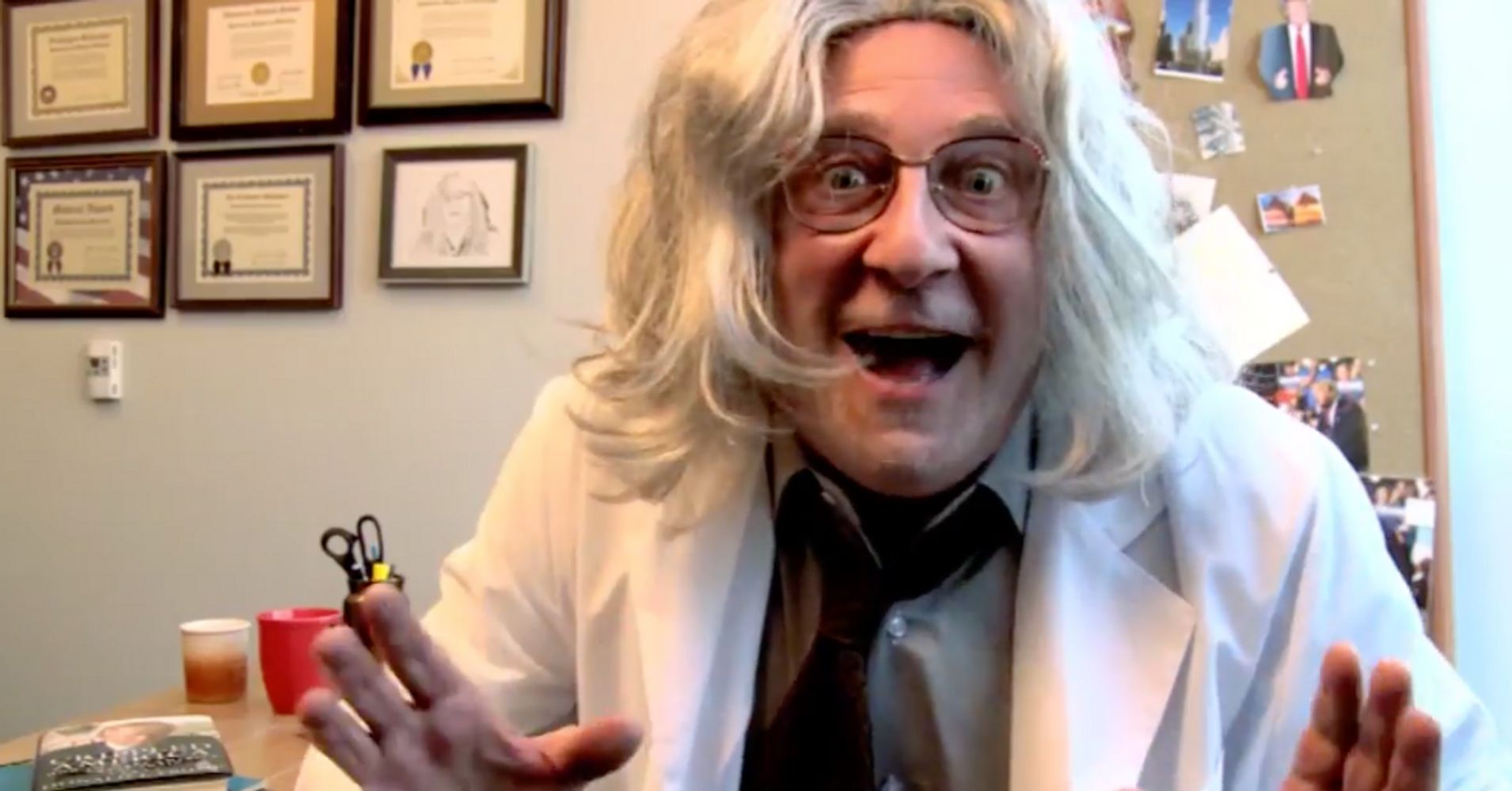 Donald Trump's Doctor Is Actually The Scientist From ...