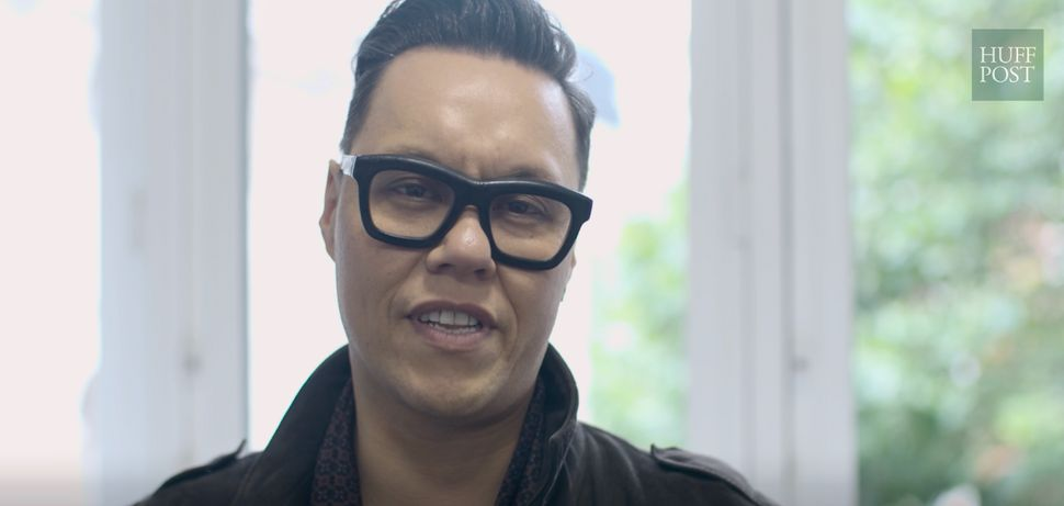 <strong>Gok Wan attends Stonewall's Education For All conference</strong>