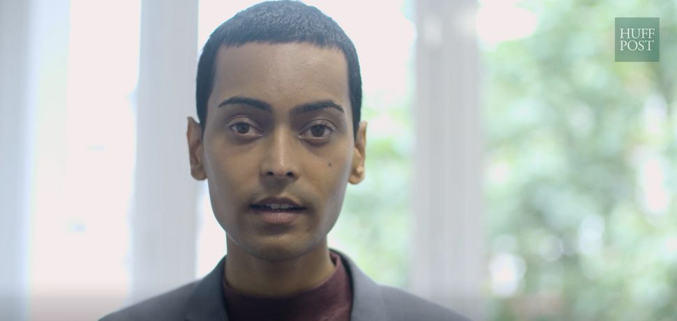 <strong>Muslim drag queen Asif Quraishi tells HuffPost UK about being beaten up on the playground.&nbsp;</strong>