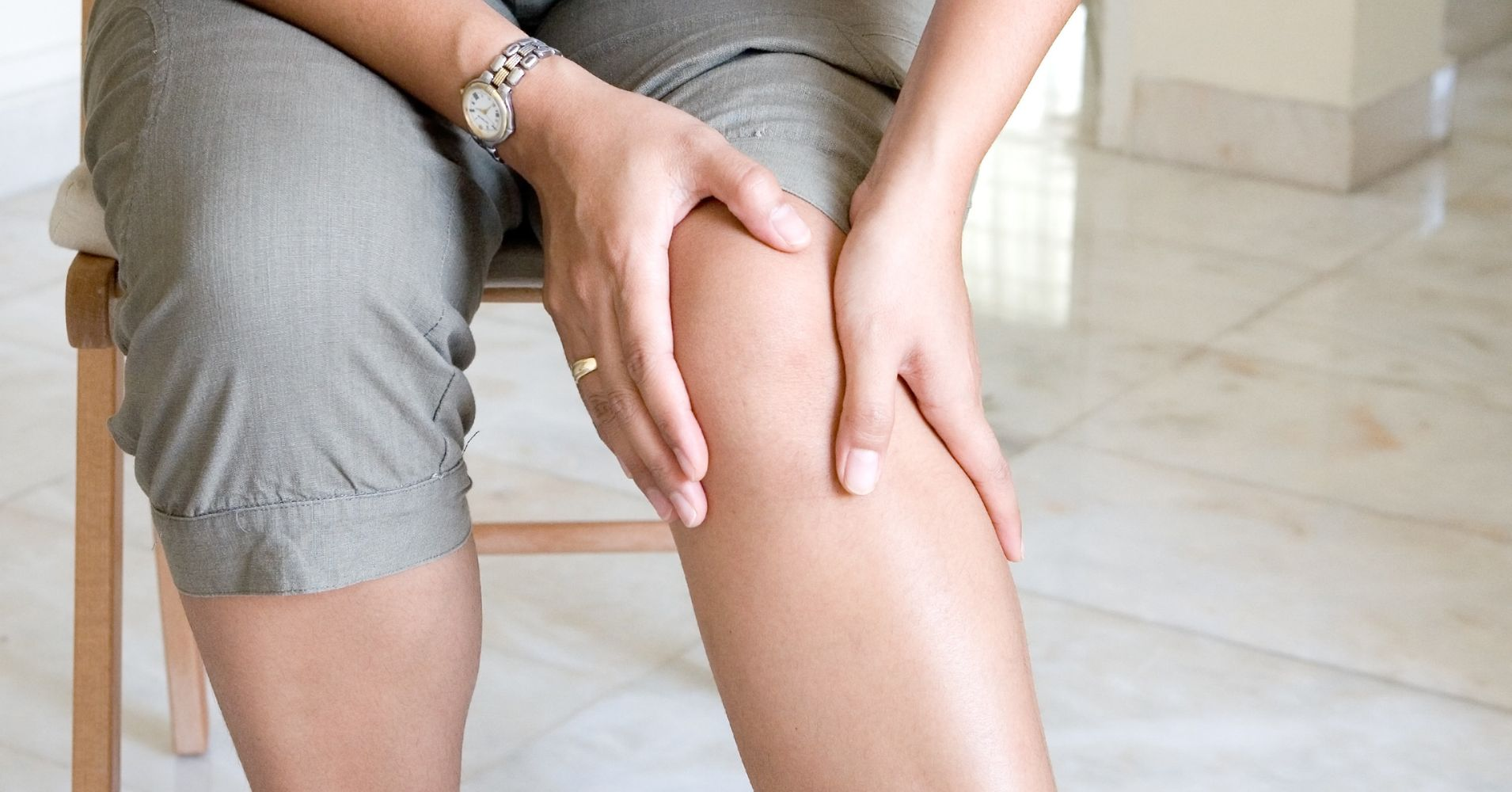 The 8 key ways to relieve knee pain that really work huffpost solutioingenieria Images