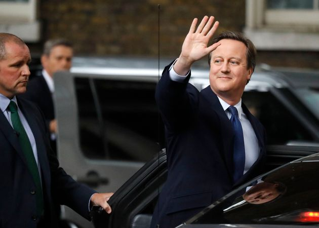 Distrust Of Cameron 'Made Voters Back