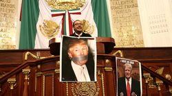 Mexico City Legislature Declares Donald Trump 'Persona Non