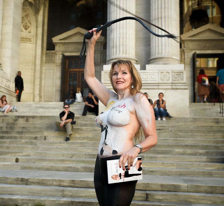 """Sandra LaMorgese, 60, writes about becoming a dominatrix in """"Switch."""""""