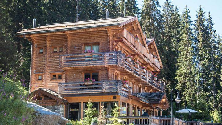 The Lodge, Verbier : Richard Branson's Swiss Chalet