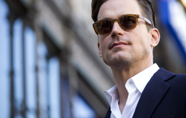 Actor Matt Bomer hasn't commented publicly about the controversy.