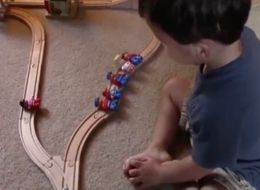 This Boy Had A Pretty Gruesome Reaction To The 'Trolley Problem'