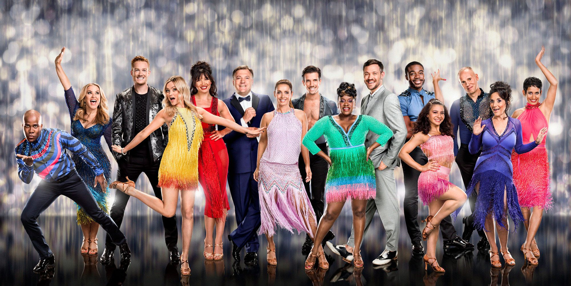 Here's What The 'Strictly' Stars Will Be Performing This
