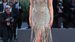 Emma Stone Dressed Like Tinsel And It Was