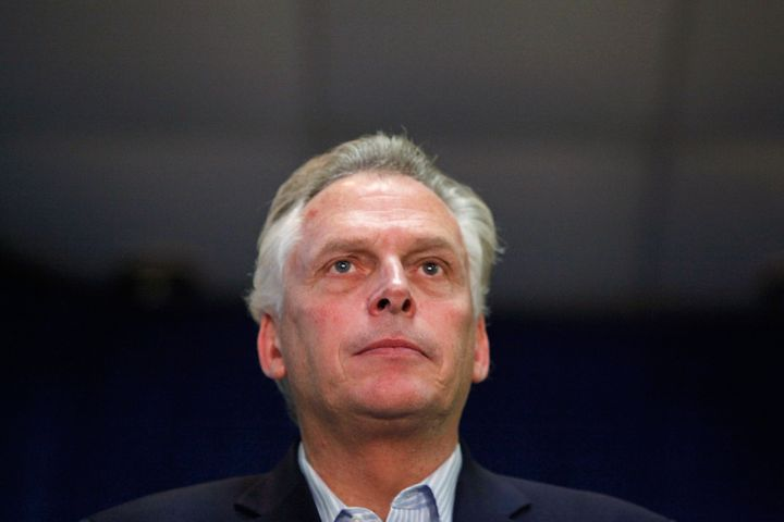 Did Virginia Gov. Terry McAuliffe (D) violate the state constitution with his latest attempt to re-enfranchise those who have