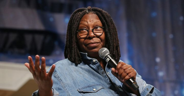 Nope, married life is not for Whoopi.
