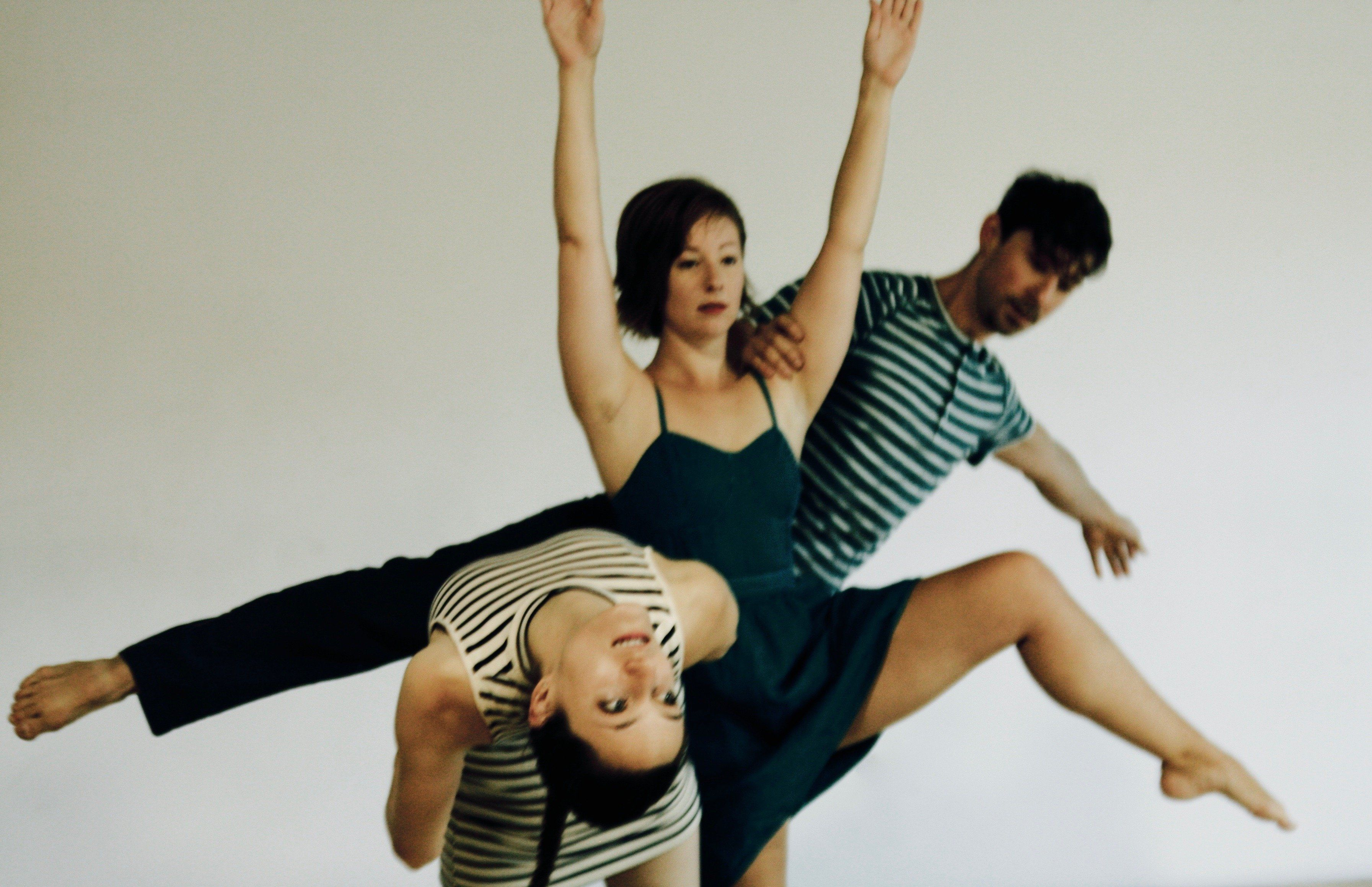 """In Circadia,"" a dance by choreographer Eliza Larson, was created to explore what sleep is."