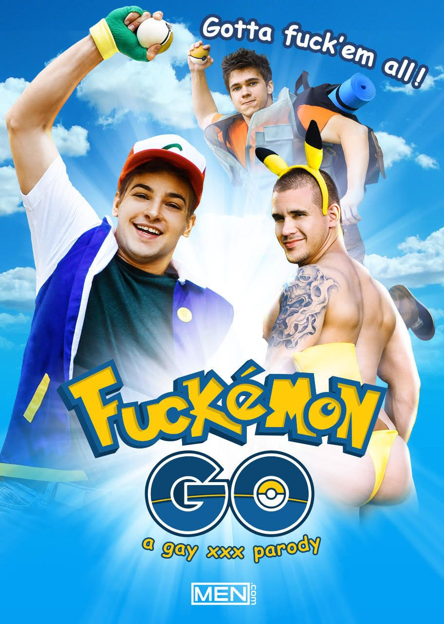 X Gay pokemon