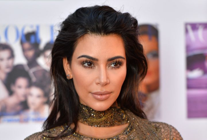Kim Kardashian West was diagnosed withpsoriasis, a chronic skin condition, in 2010.