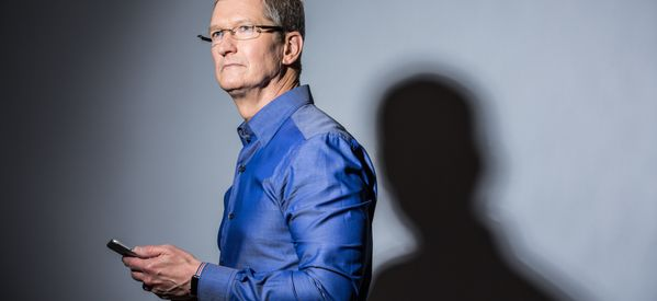 Tim Cook Says EU Ruling On Apple's Irish Tax Is 'Total Political Crap'