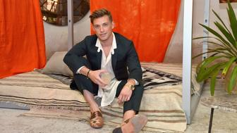 attends the Cointreau x Jeremiah Brent Soiree at Big Daddy's Antique Shop on August 6, 2016 in Los Angeles, California.