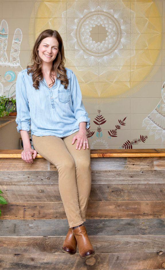 Stacy Webb, Sesen Skin Body WellnessAesthetician.