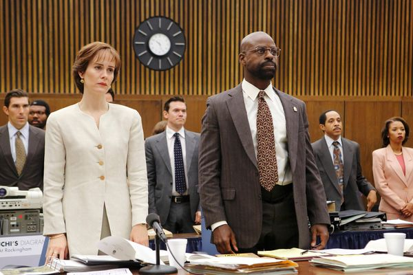 """<strong>Nominees:</strong>Sterling K. Brown, """"The People v. O.J. Simpson: American Crime Story"""" / Hugh Laurie, """"The Ni"""