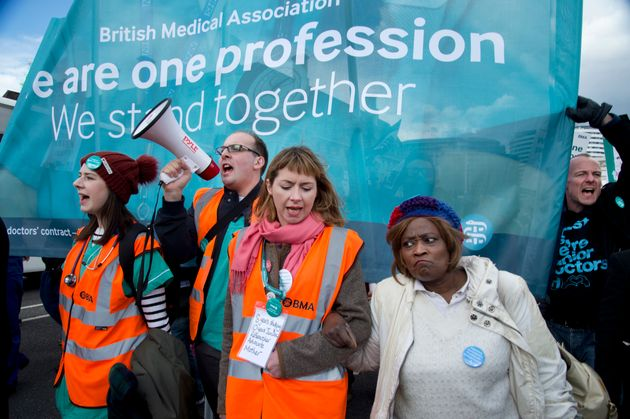 The BMA has denied accusations of 'playing