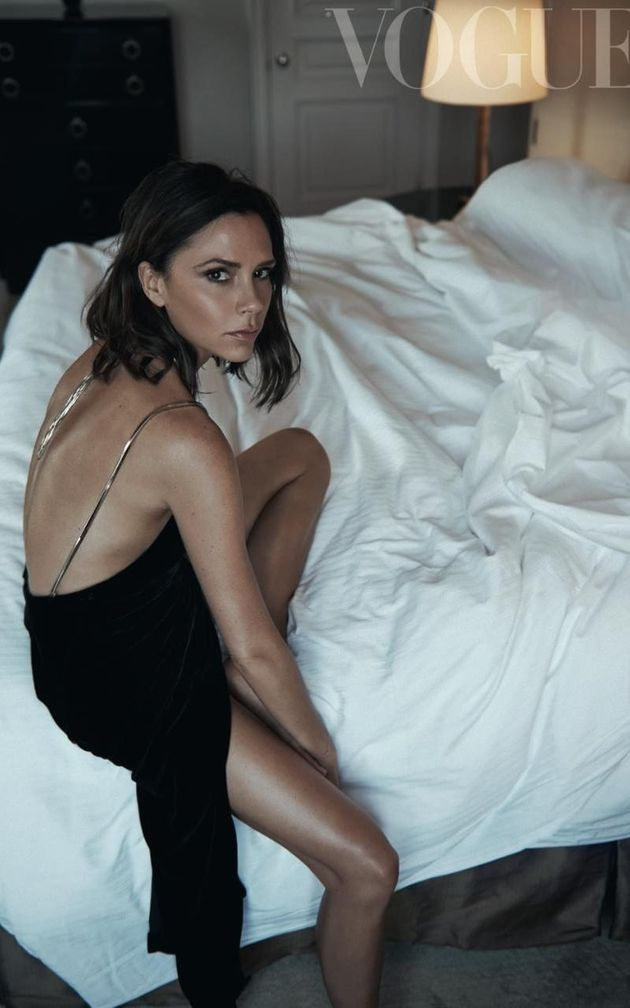 Victoria Beckham's New Vogue Shoot Is So Real, It's