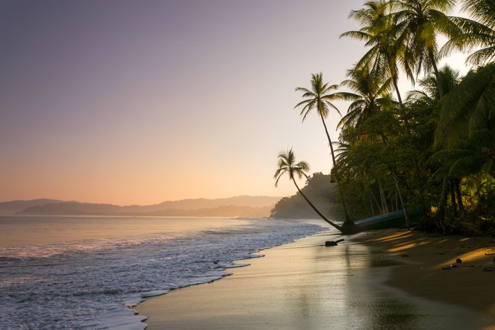 With two coasts to choose from, Costa Rica is blessed with beautiful beaches.