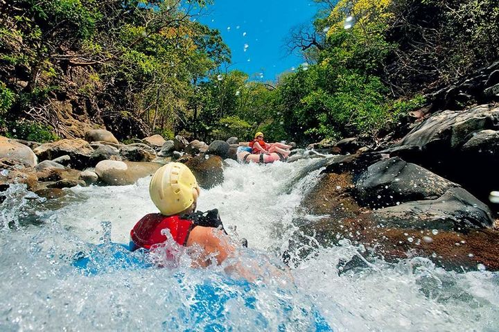 """If you're a fan of white water rafting, it's best to visit in the """"green"""" season."""