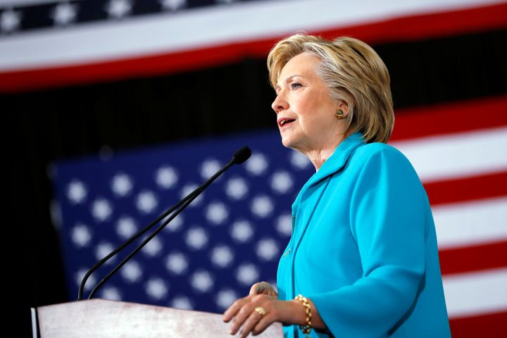 Hillary Clinton has previously said that Russian intelligence services conducted the cyber attack against her party.