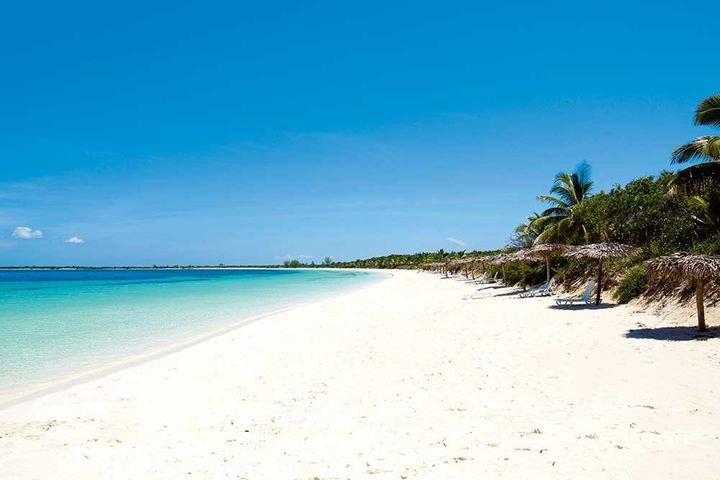 Cuba's beaches are best enjoyed between November and April.