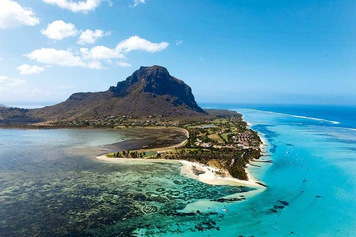 Mauritius has a host of picture-perfect resorts to choose from.