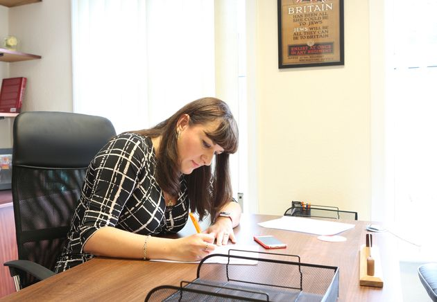 Ruth Smeeth Labour MP for Stoke on Trent North and