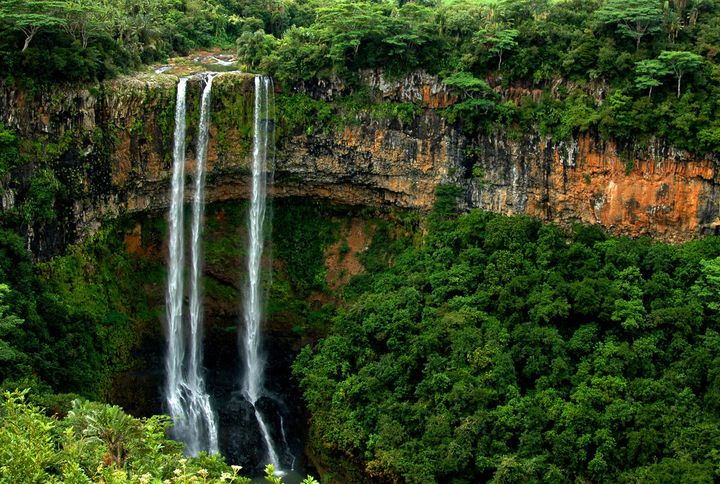 Black River Gorges National Park is home to some truly stunning waterfalls.