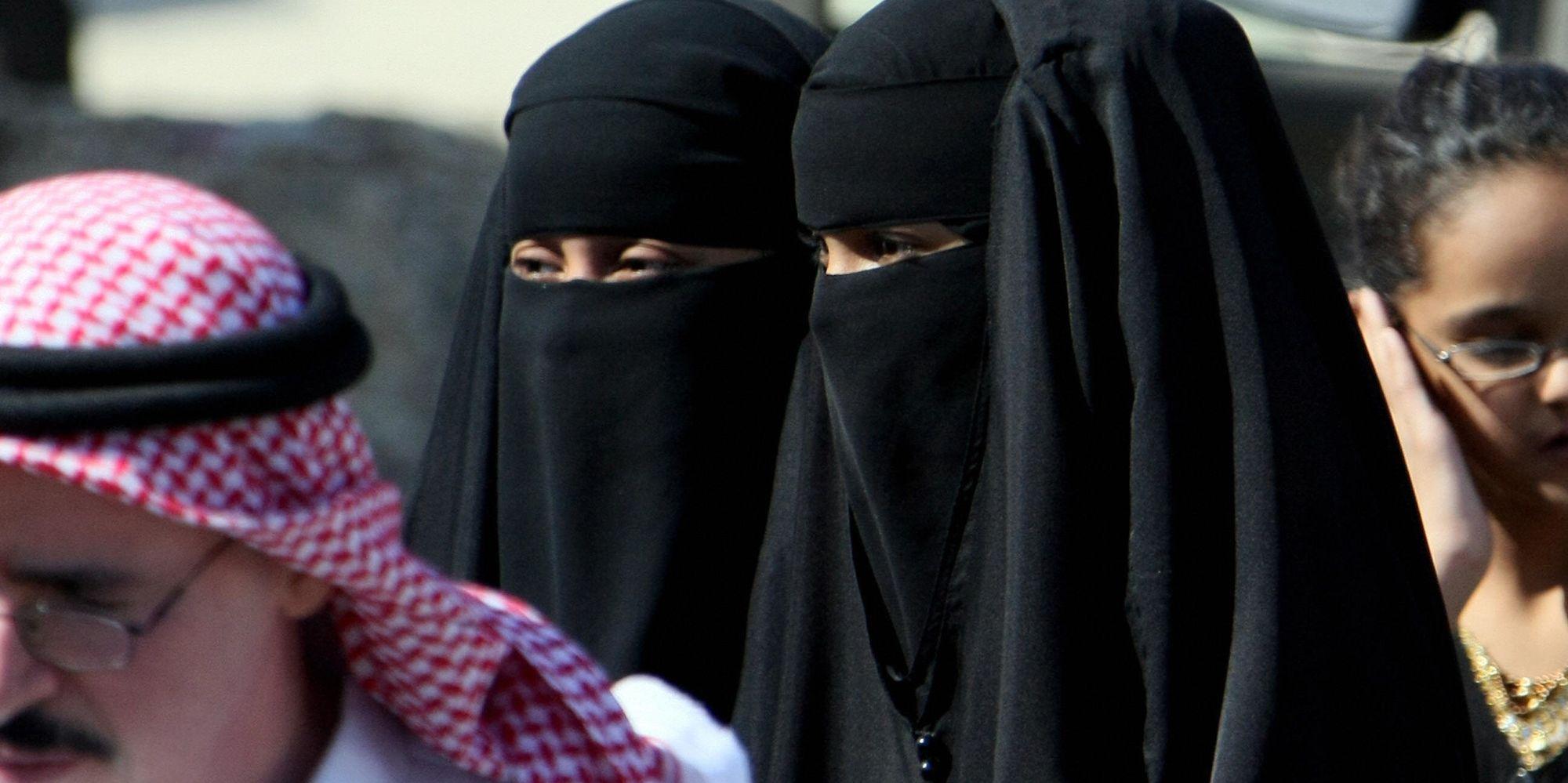 news saudi arabia male guardianship boxes women