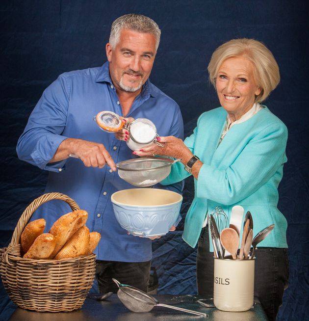 'Great British Bake Off' is the most watched show of the