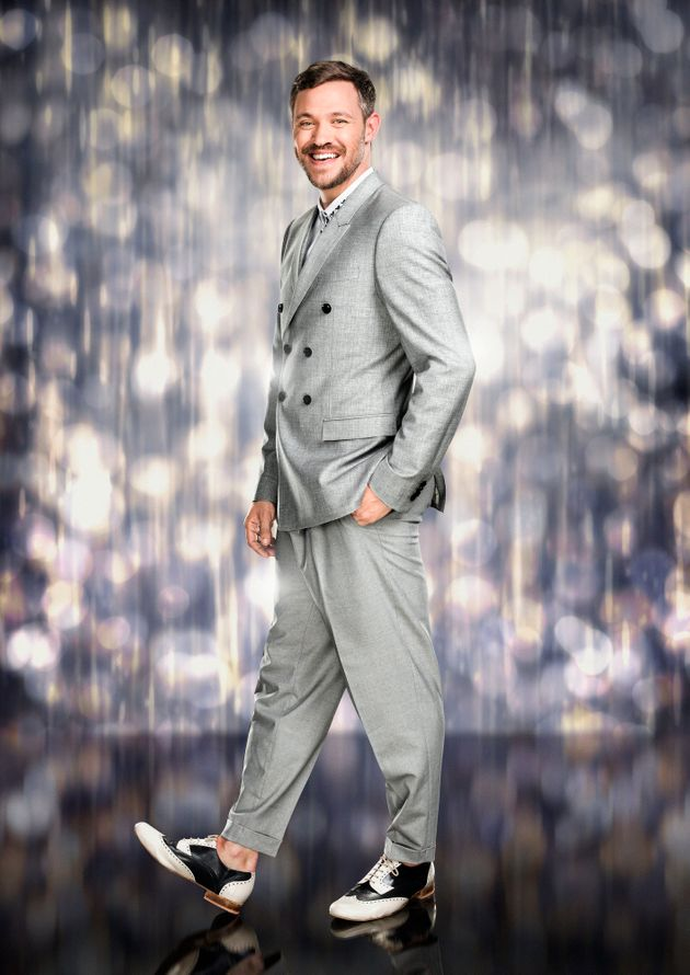 Will Young has had previous dance