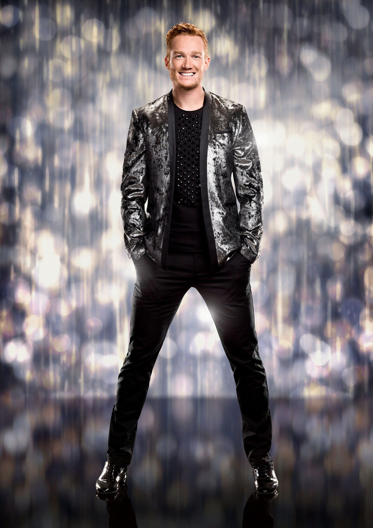 Greg Rutherford is one of the 15 celebs on the new series of 'Strictly Come
