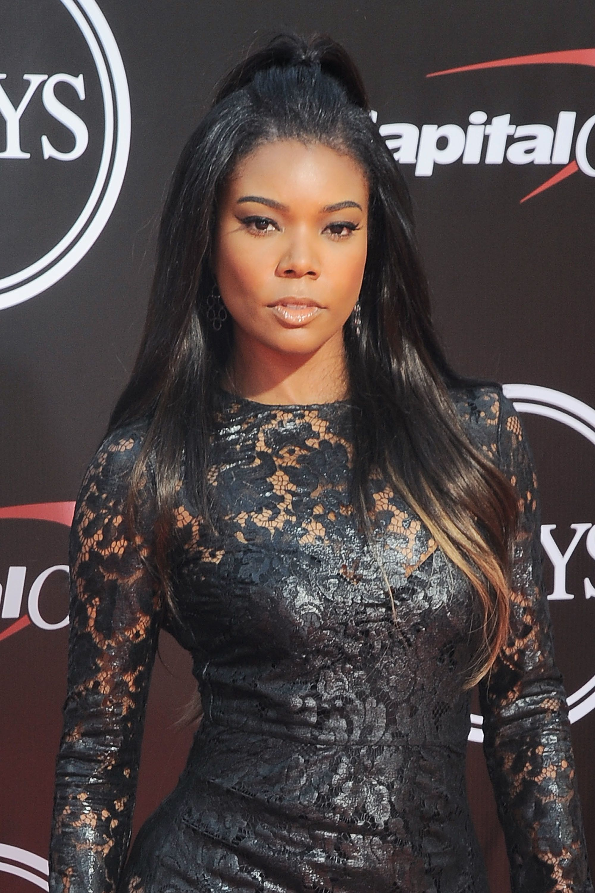 LOS ANGELES, CA - JULY 13:  Gabrielle Union attends the 2016 ESPYS at Microsoft Theater on July 13, 2016 in Los Angeles, California.  (Photo by David Crotty/Patrick McMullan via Getty Images)