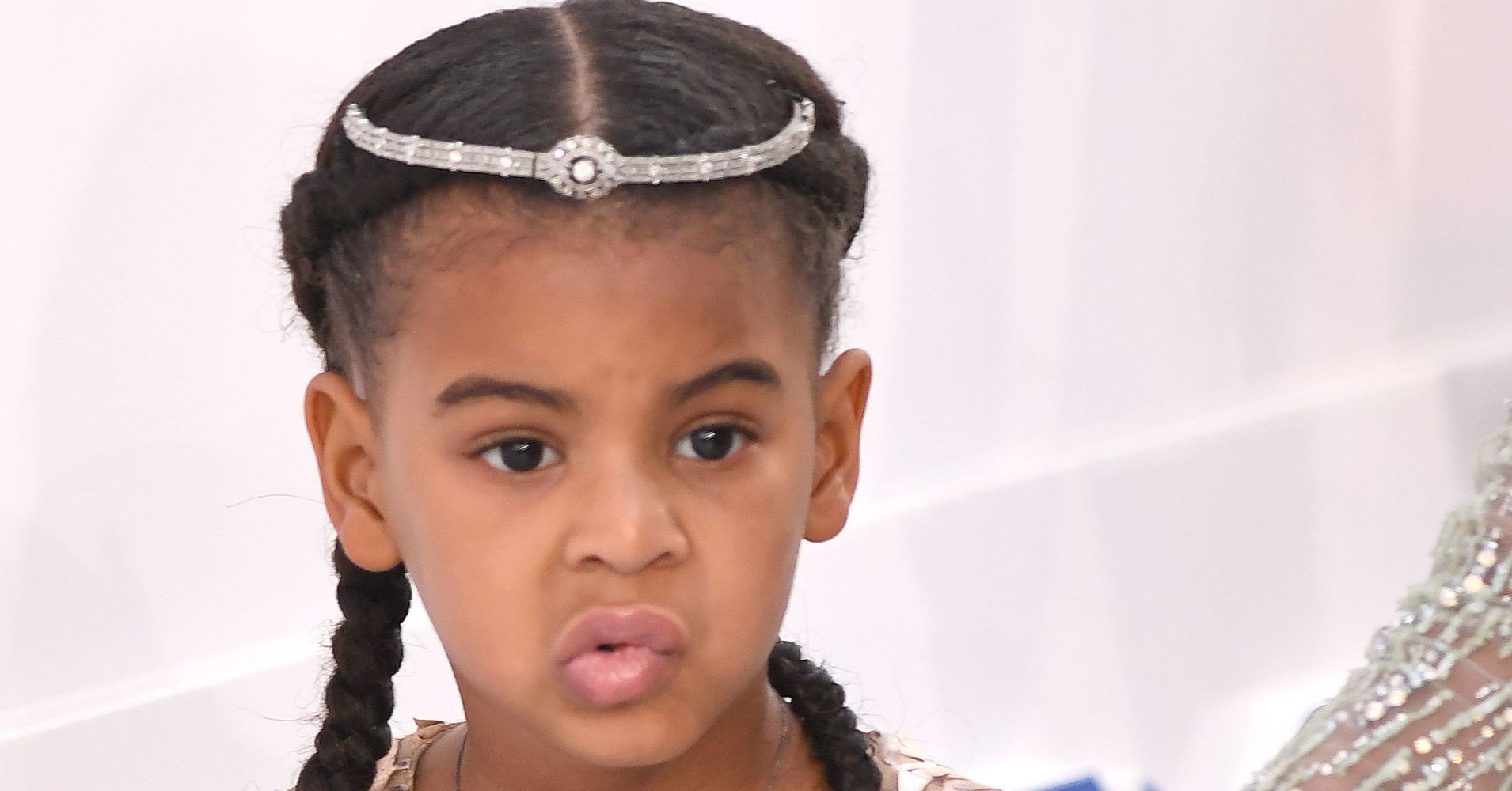 Grown Adults Are Calling Blue Ivy Ugly On The Internet