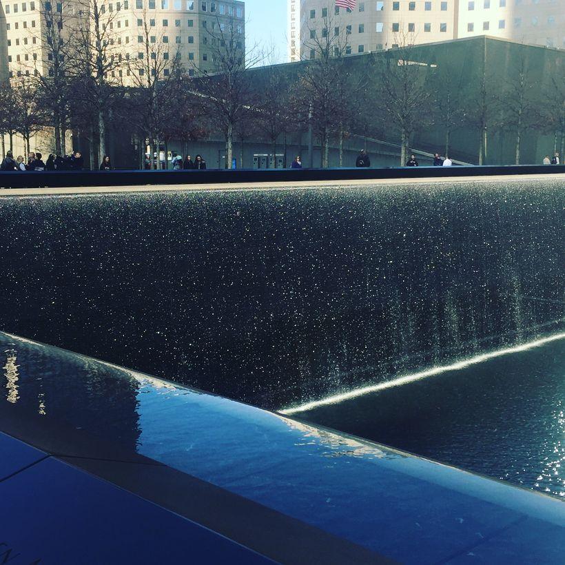 National September 11 Memorial & Museum, 2016