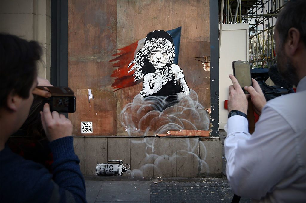 Is The Real Banksy A Famous Trip Hop