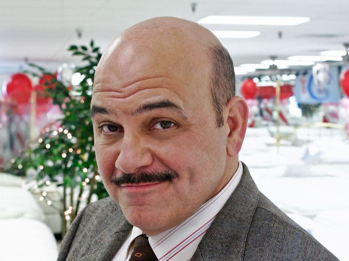 "Jon Polito as a guest star on ABC's ""Desperate Housewives"" circa 2005."
