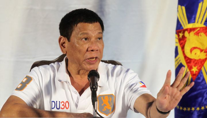 At least 10 people were killed and dozens injured by an explosion in Davao on Friday, during a visit by President Duterte.