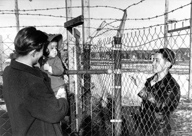 "<i>Men, women and children were incarcerated in the U.S. due to their ethnic heritage during WWII (</i><a href=""http://amhist"