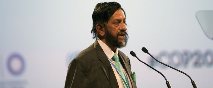 Rajendra Pachauri resigned as head of the UN's Intergovernmental Panel on Climate Change following an accusation of sex