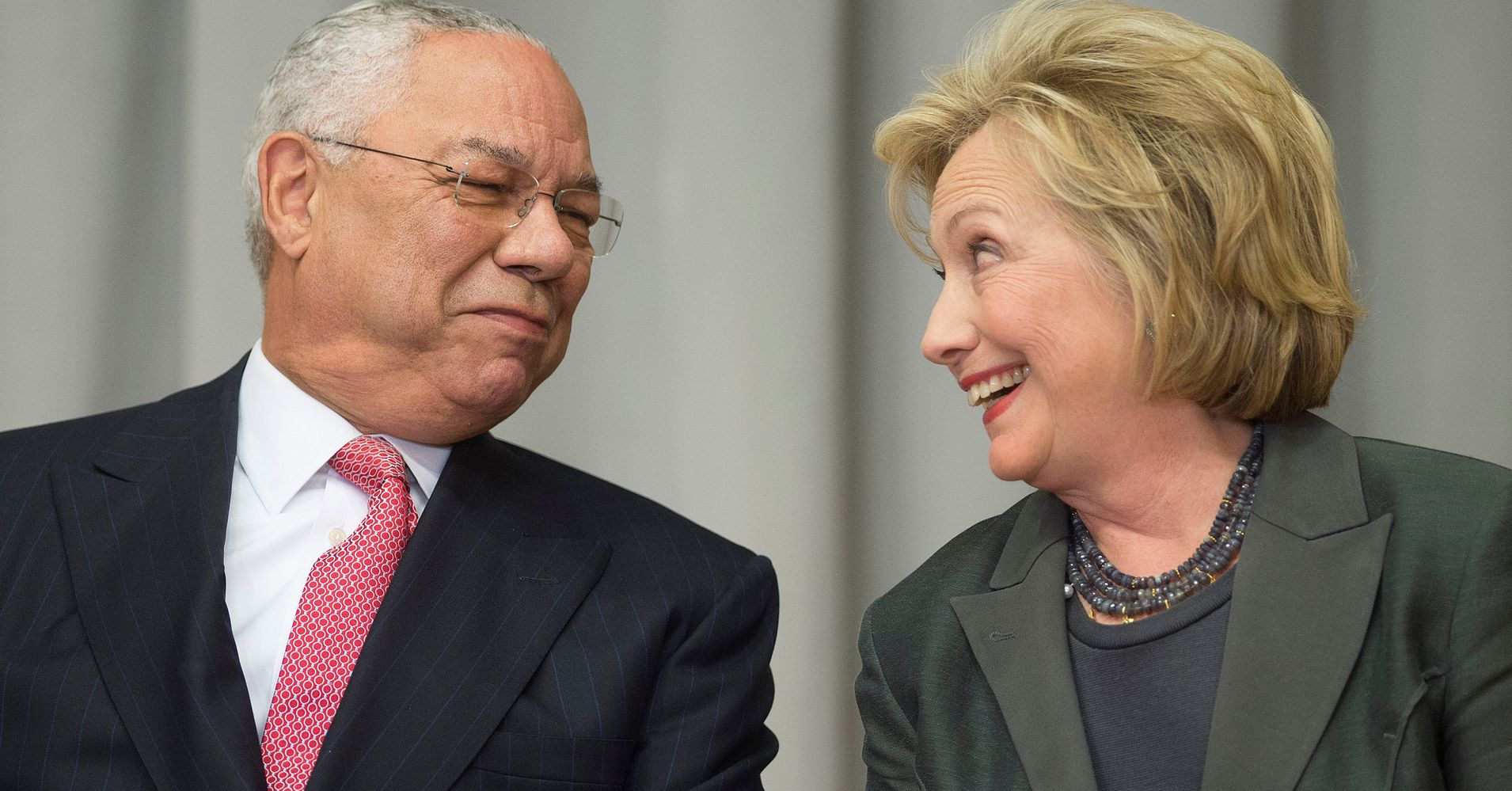 Colin Powell Told Hillary Clinton To Be Very Careful If She Used A Blackberry For Email Huffpost